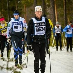 Skiing 90 km - Anders Dahl (10624)