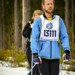 Skiing 90 km - Daniel Ohlson (13111)