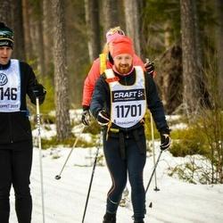 Skiing 90 km - Daniel Petrén (11701)