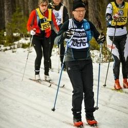 Skiing 90 km - Casper Verwiel (10876)