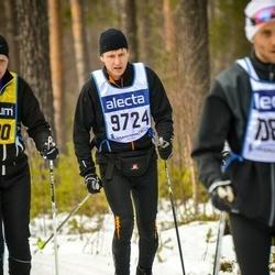 Skiing 90 km - Sulo Vaattovaara (9724)