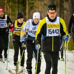 Skiing 90 km - Ole Videbäk (15442)