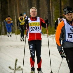 Skiing 90 km - Anders Widelius (9233)