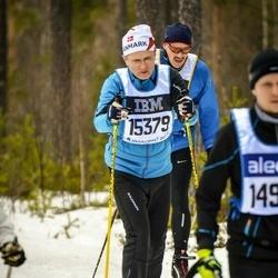 Skiing 90 km - Svend Ulrik Nyholm (15379)