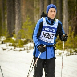 Skiing 90 km - Kent Jonsson (14903)