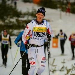 Skiing 90 km - Henrik Larsson (10569)
