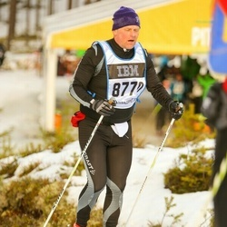Skiing 90 km - Einar Eyland (8770)