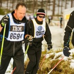 Skiing 90 km - Aapo Varis (12017)
