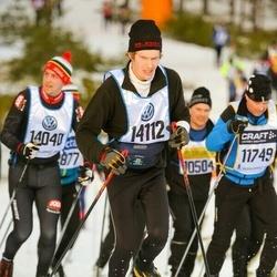Skiing 90 km - Albin Kornbeck (14112)