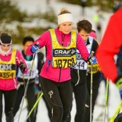 Skiing 90 km - Frida Grenås (18768)
