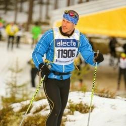 Skiing 90 km - Henrik Frick (11906)