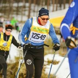 Skiing 90 km - Lars-Åke Lindholm (12549)