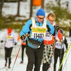 Skiing 90 km - Anders Westberg (11481)