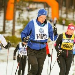 Skiing 90 km - Stefan Löwenborg (14019)