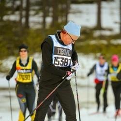 Skiing 90 km - Christian Olesen (15381)
