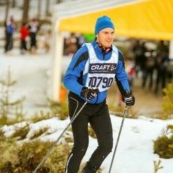 Skiing 90 km - Björn Rydell (10790)