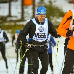 Skiing 90 km - Christer Olsson (8555)
