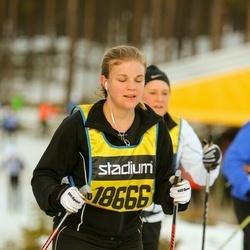 Skiing 90 km - Jenny Werner (18666)