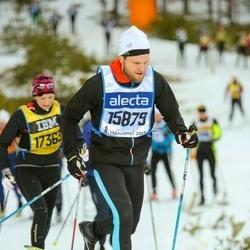 Skiing 90 km - Calle Lindahl (15879)