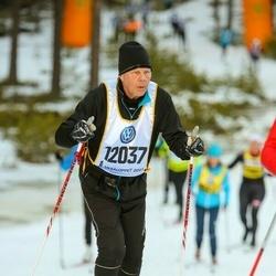 Skiing 90 km - Henry Göransson (12037)