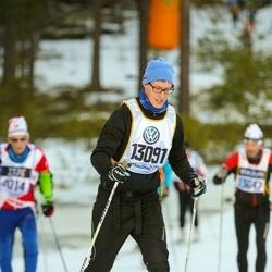 Skiing 90 km - David Bellqvist (13091)