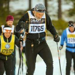 Skiing 90 km - Anders Ahnesjö (11765)