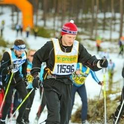 Skiing 90 km - Daniel Strandell (11596)