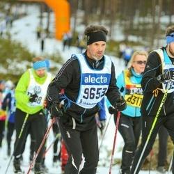 Skiing 90 km - Bo Westerdahl (9653)