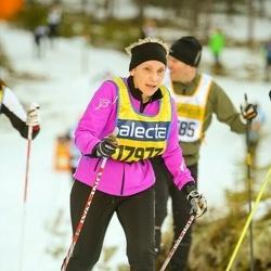 Skiing 90 km - Alexandra Hasler (17977)