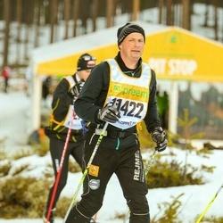 Skiing 90 km - Anders Olsson (11422)