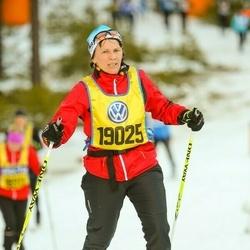 Skiing 90 km - Carita Svenns (19025)