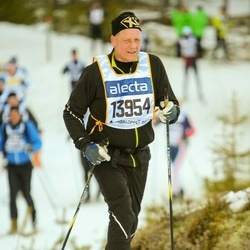 Skiing 90 km - Anders Flodin (13954)
