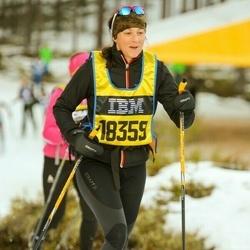 Skiing 90 km - Charlotta Warnhammar Larqvist (18359)