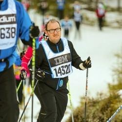 Skiing 90 km - David Edman (14320)