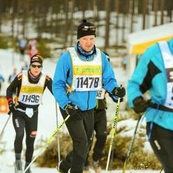 Skiing 90 km - Herkko Jokela (11478)