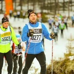 Skiing 90 km - Erik Lehto (10277)