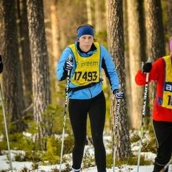 Skiing 90 km - Alexandra Pettersson (17493)