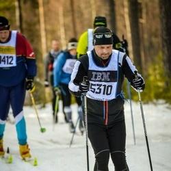 Skiing 90 km - Anders Krogenberg (15310)