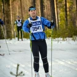 Skiing 90 km - Fredrik Gustavsson (11941)