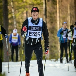 Skiing 90 km - Henrik Wallentin Poulsen (15393)