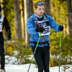 Skiing 90 km - Alex Stenning (14350)