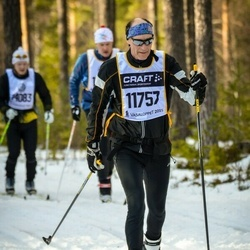 Skiing 90 km - Erik Torell (11757)