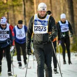 Skiing 90 km - Pelle Larsson (12973)