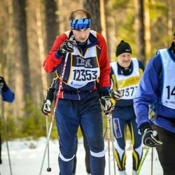 Skiing 90 km - Magnus Ehrnborn (12353)