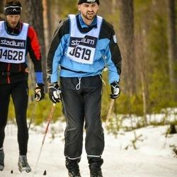 Skiing 90 km - Ejvind Vøgg (10619)