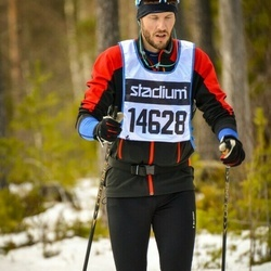 Skiing 90 km - Alexander Pettersson (14628)
