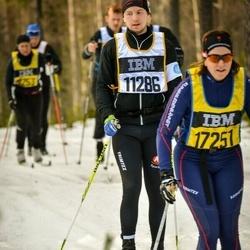 Skiing 90 km - David Löfsjögård (11286)
