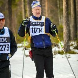 Skiing 90 km - Bo Nilsson (11714)