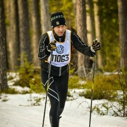 Skiing 90 km - Andreas Hagstedt (11063)