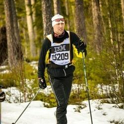 Skiing 90 km - Christian Nordstrand (13209)